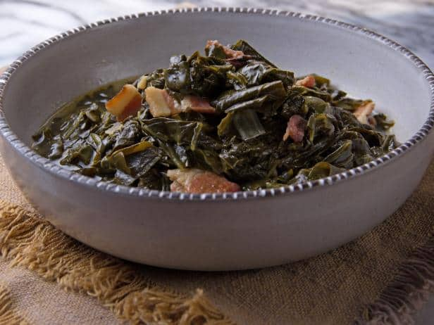 Rodney Scott's BBQ Collard Greens Recipe