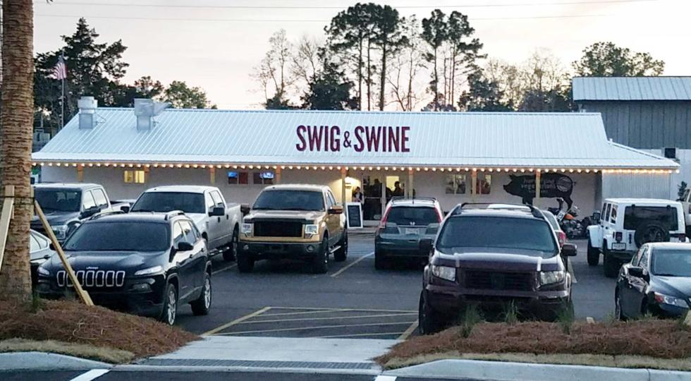 Swig and Swine in Mount Pleasant
