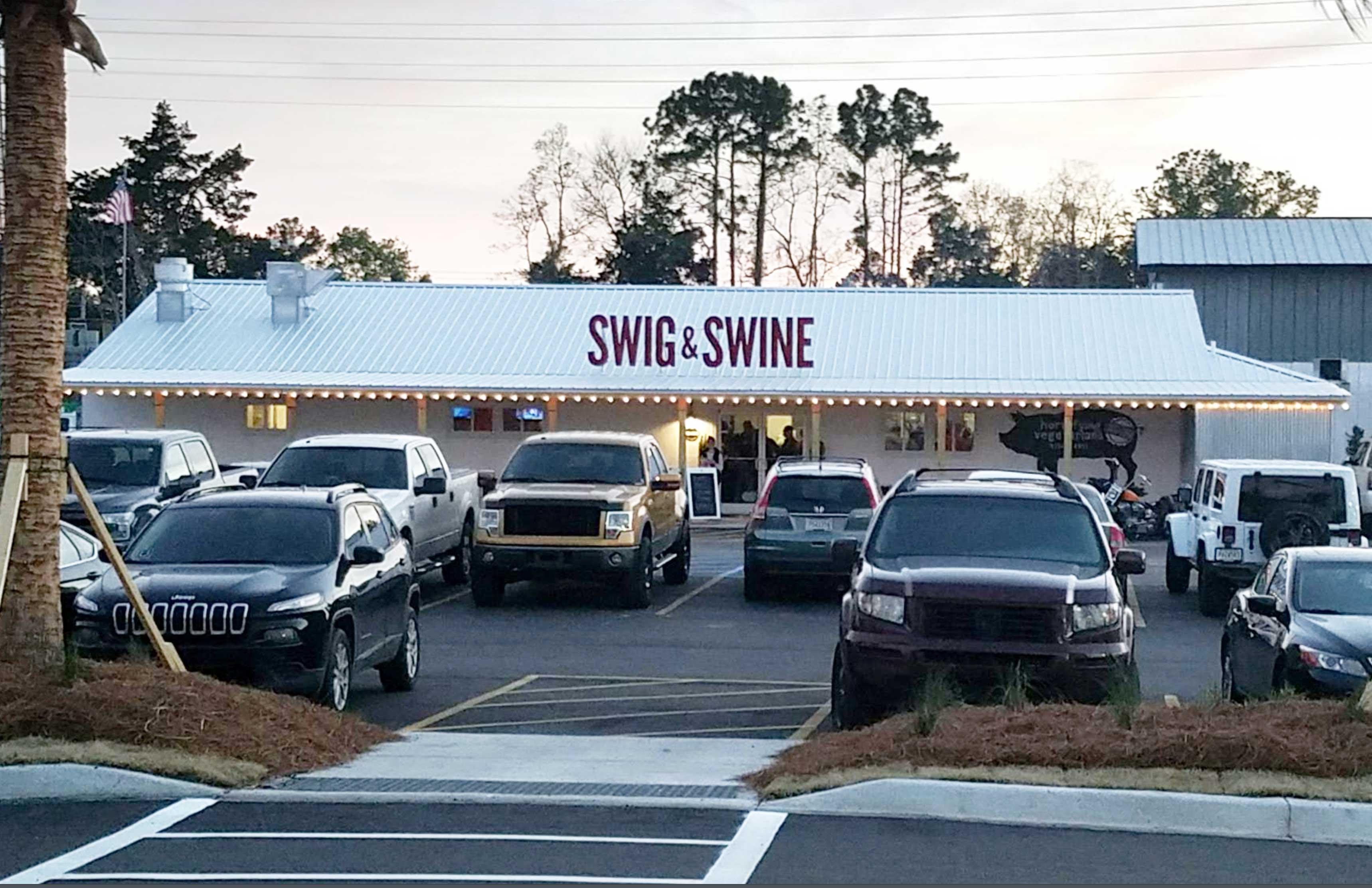 Swig and Swine in Mount Pleasant