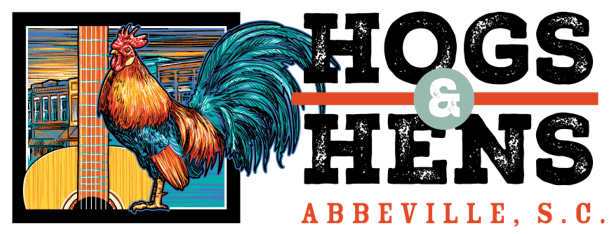 Abbeville Hogs and Hens Festival Logo