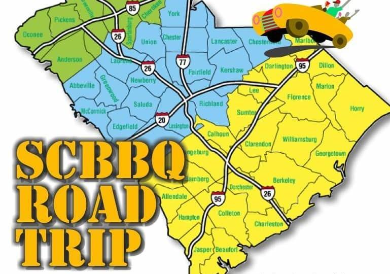 SCBBQ Road Trip