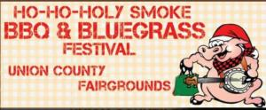 Ho-Ho-Holy Smoke BBQ & Bluegrass Festival in Union, SC