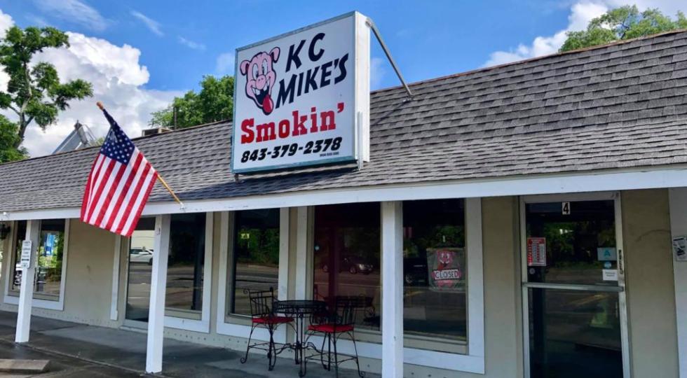 Kc Mike S Smokin Bbq Restaurant In Beaufort Sc Destination Bbq