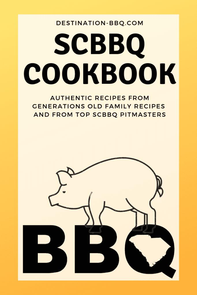 SCBBQ Cookbook Pin