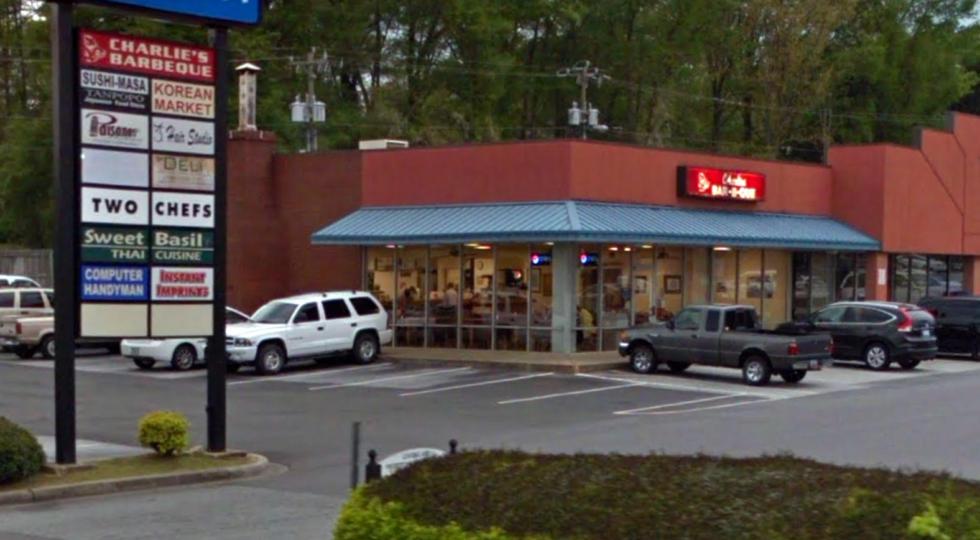 Charlie's BBQ in Greenville, SC