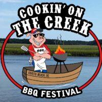 Cookin on the Creek Edisto Logo