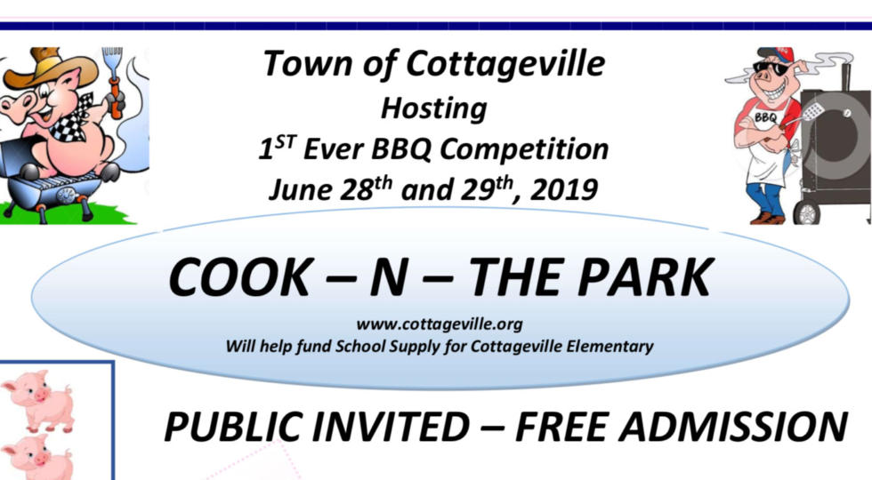Cook-N-The Park - Cottageville, SC