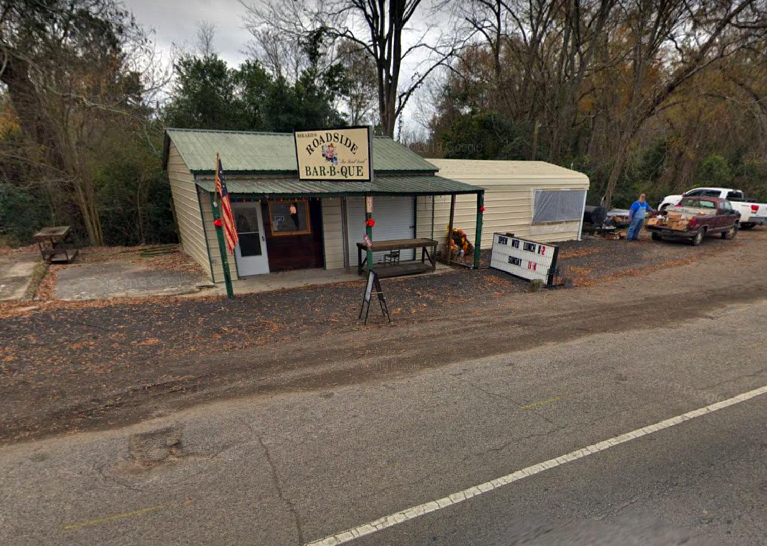 Rikard's Roadside Barbecue in Ridge Spring, SC