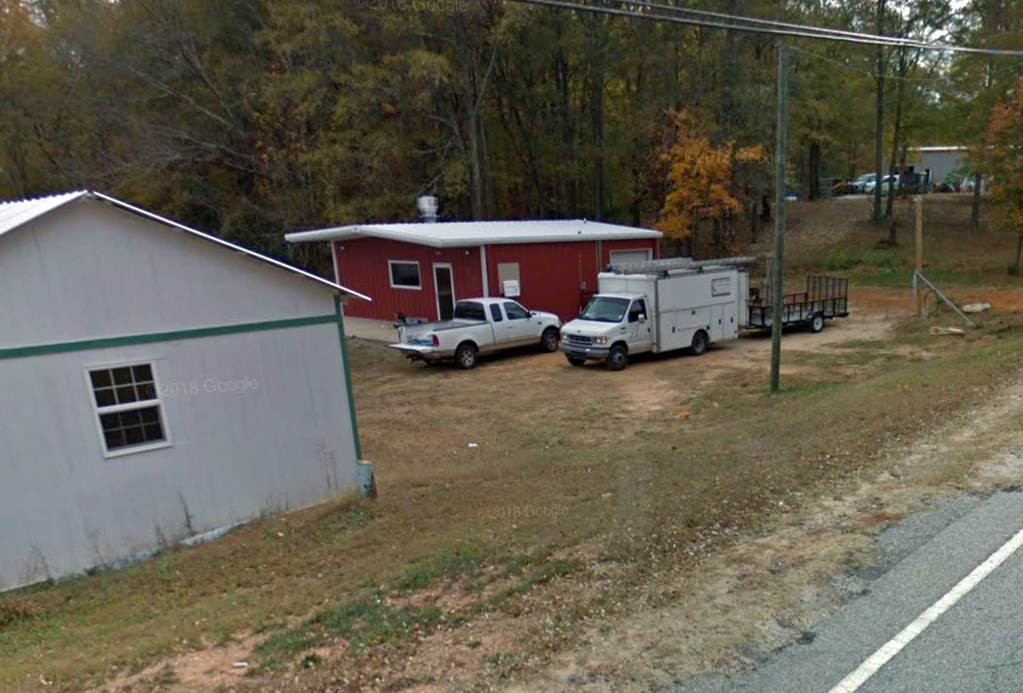The BBQ Shack in Inman, SC