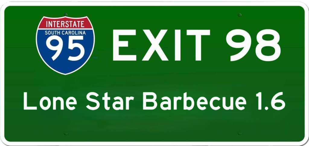 SC BBQ on I-95 at Exit 98