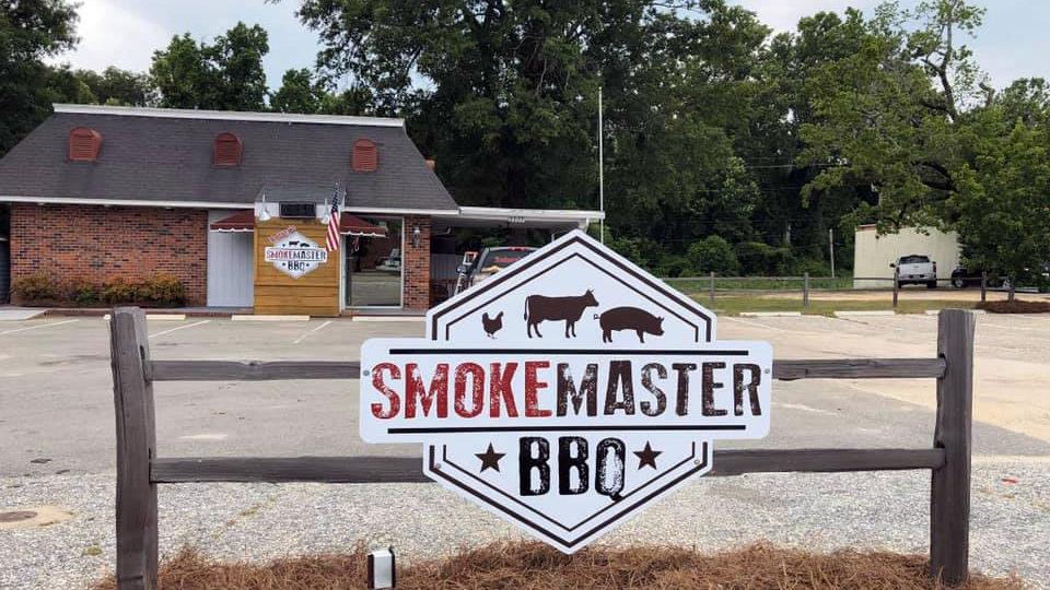 Rodney's Smokmaster BBQ in Camden, SC