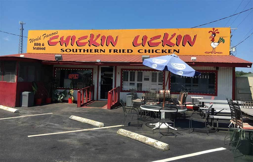 Chicken Lickin' Hickory House in Hardeeville, SC