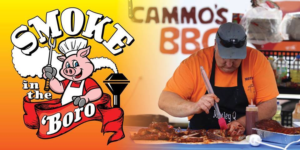 Smoke in the 'Boro BBQ Competition in Walterboro, SC