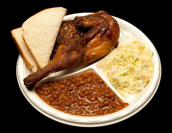 Baked Beans Recipe from Bucky's BBQ in Greenville