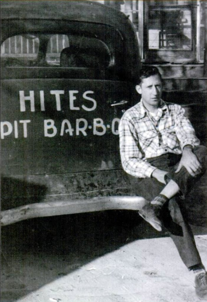 Harry Hite, Founder of Hite's Restaurant in Lexington