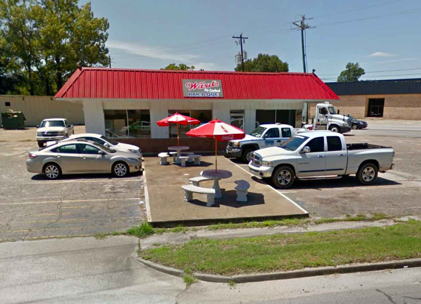 Ward's BBQ on Liberty in Sumter