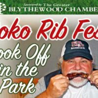Doko Ribfest in the Park, Blythewood SC