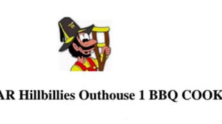 OMAR Hillbillies Outhouse BBQ Cook-Off Logo