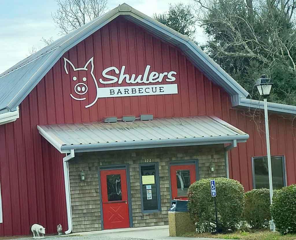 Shuler's Barbecue in Lake City