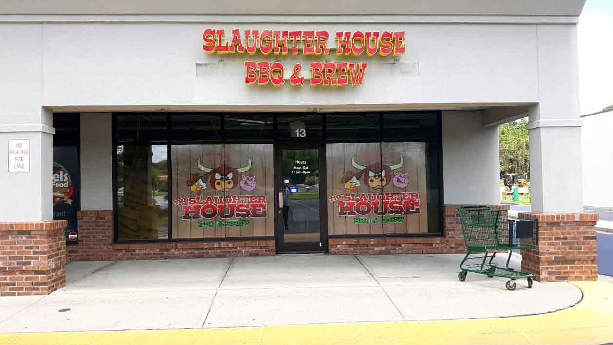 Slaughter House BBQ & Brew in Ladson