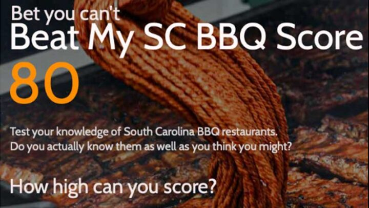 South Carolina Barbecue Quiz