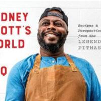 Rodney Scott's World of BBQ Cookbook Cover