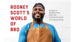 Rodney Scott's World of BBQ Cookbook Cover