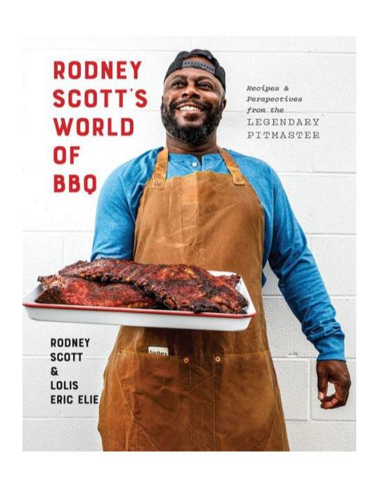 Rodney Scotts World of BBQ Cover