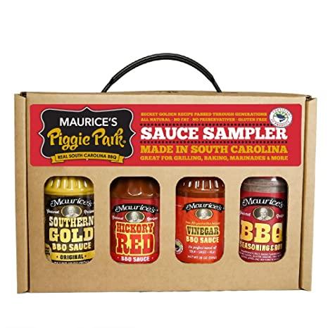 Maurice Bessinger's BBQ Sauce Sampler