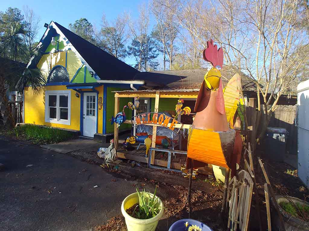 BBQ by Robbie at The Tin Zoo in Irmo
